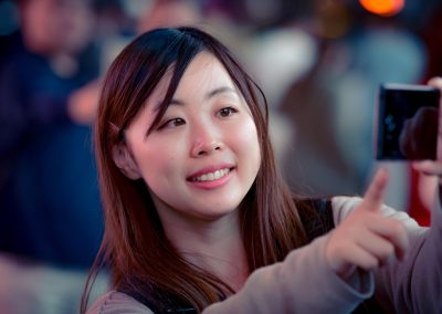 Candid Asian Girl